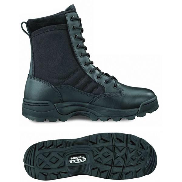 botas-swat-linea policial negra. $250.000